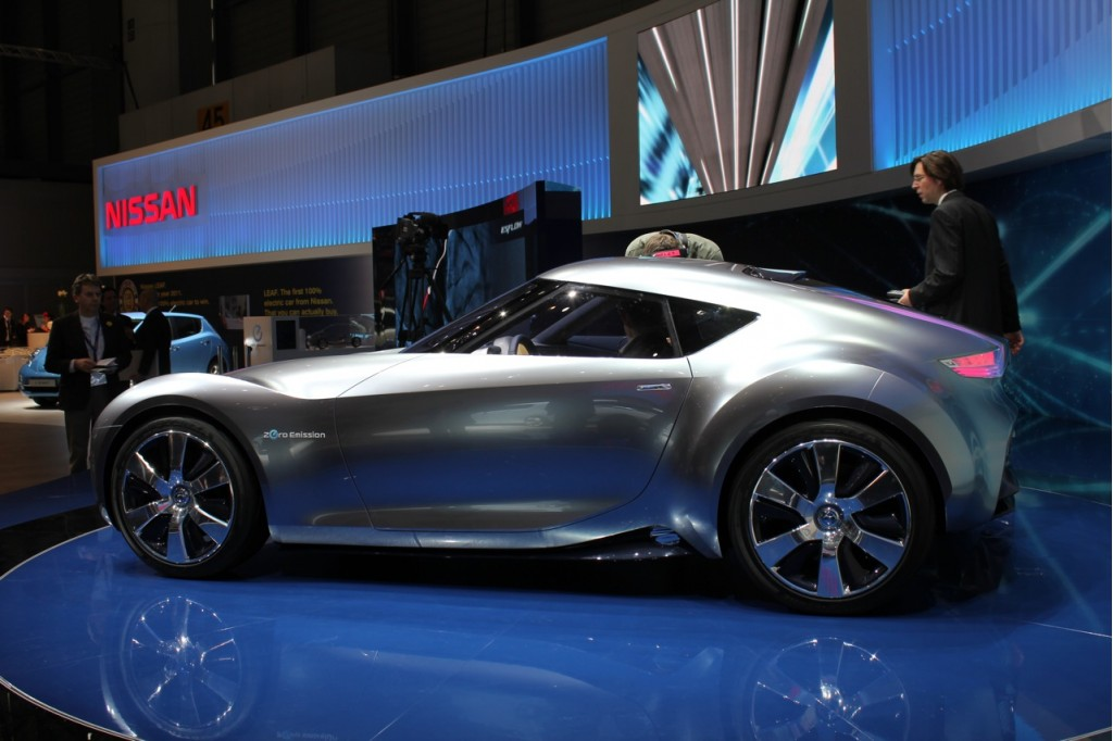 Twelve Hot Concept Cars: 2011 Geneva Motor Show