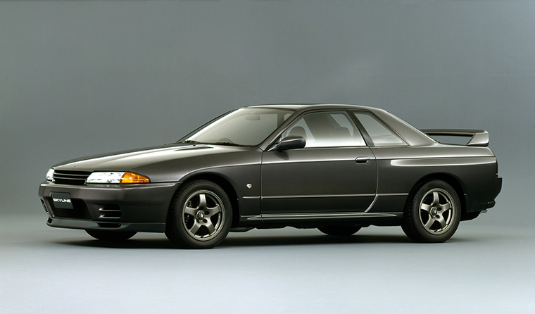 Make your Skyline GT-R look like new with Nismo Heritage parts
