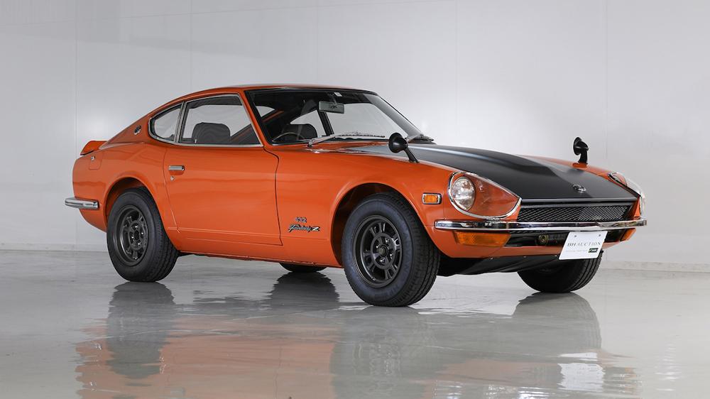 1970 Nissan Fairlady Z432R
