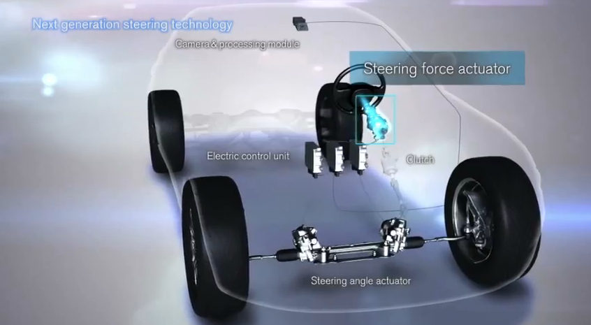 Infiniti To Get Steer By Wire Technology In 2013 Video