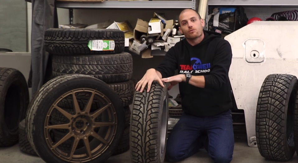 Here's the difference between tires filled with nitrogen and compressed air