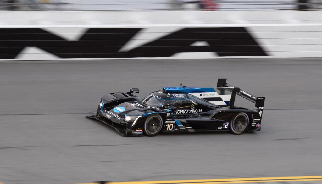 Wayne Taylor Racing's No. 10 Cadillac DPi driven to victory in 2020 Rolex 24 at Daytona
