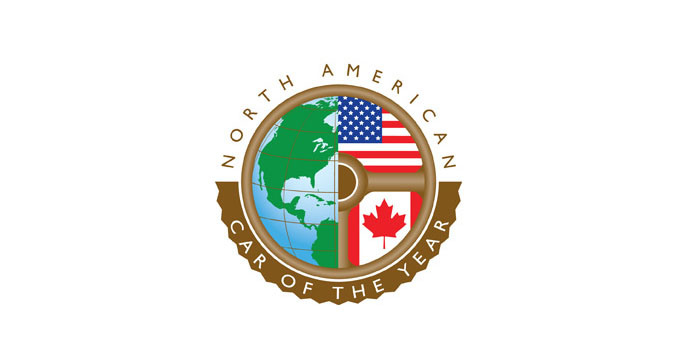 North American Car of the Year logo
