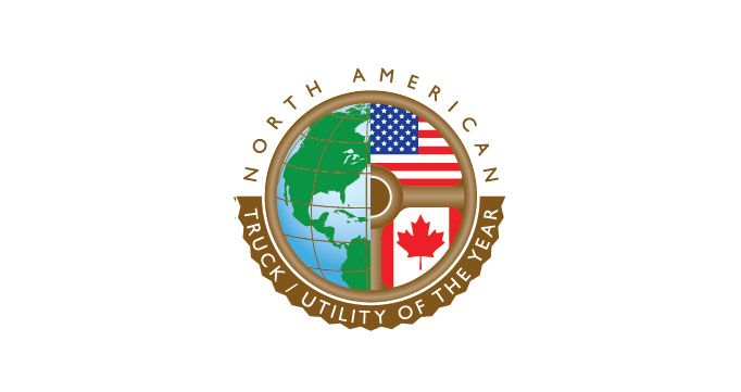 North American Truck/Utility of the Year logo