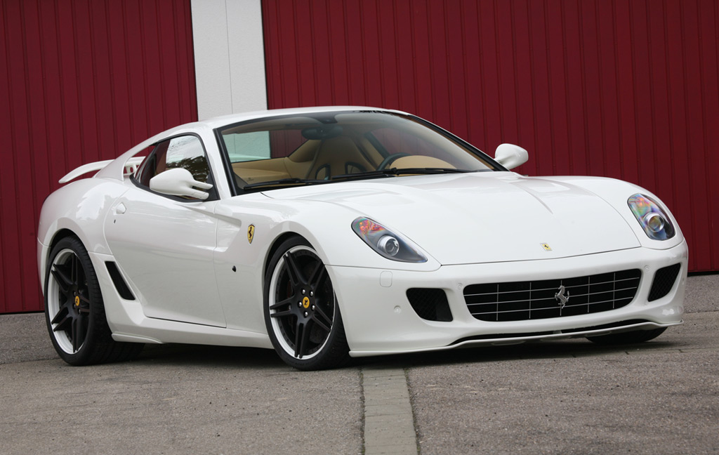 2009 Ferrari 599 Review Ratings Specs Prices And Photos The