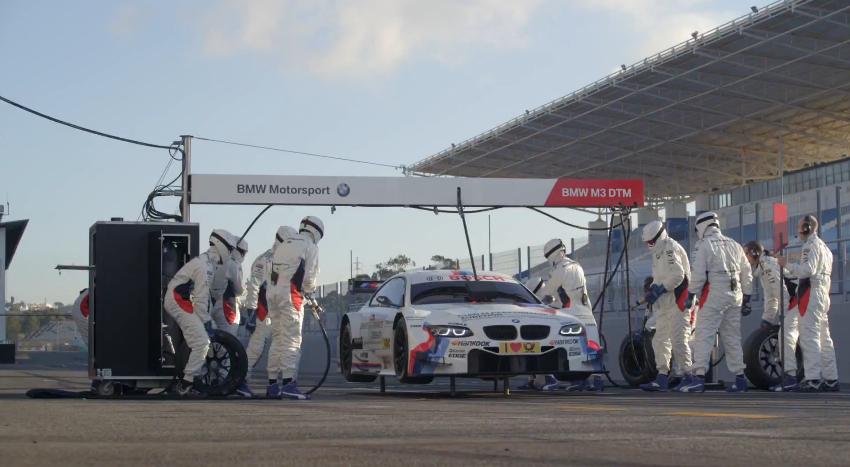 On Sunday, April 29, BMW returns to DTM racing.