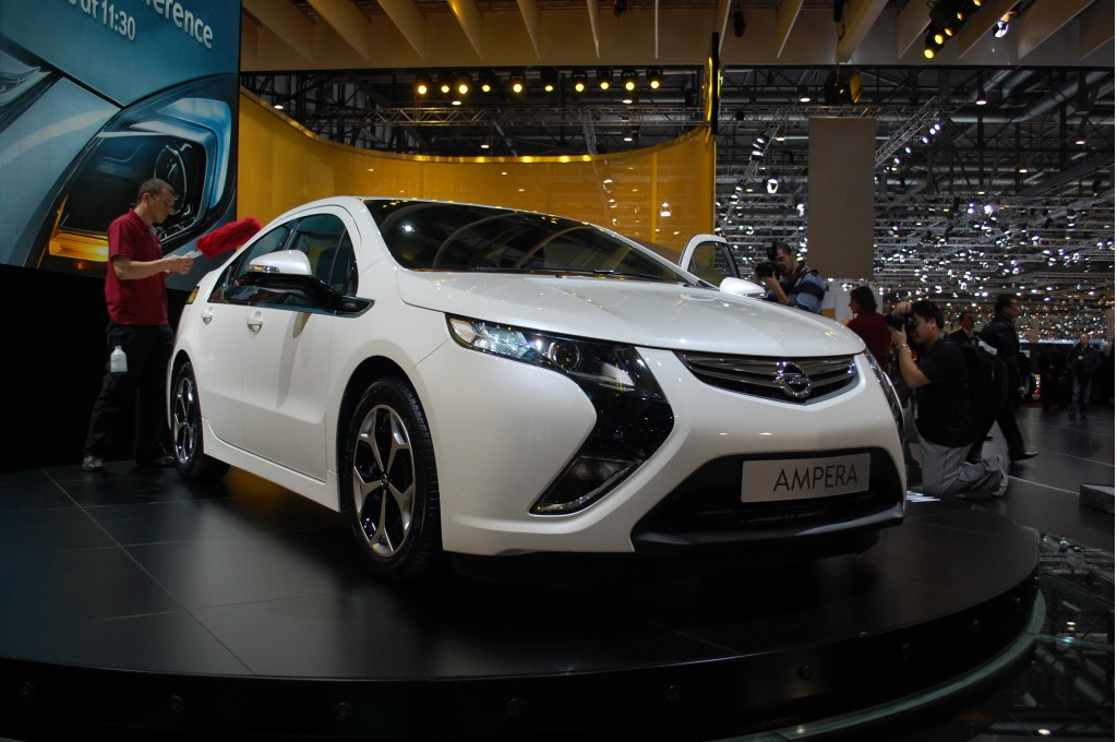 Chevrolet Volt And Opel Ampera What Are The Differences