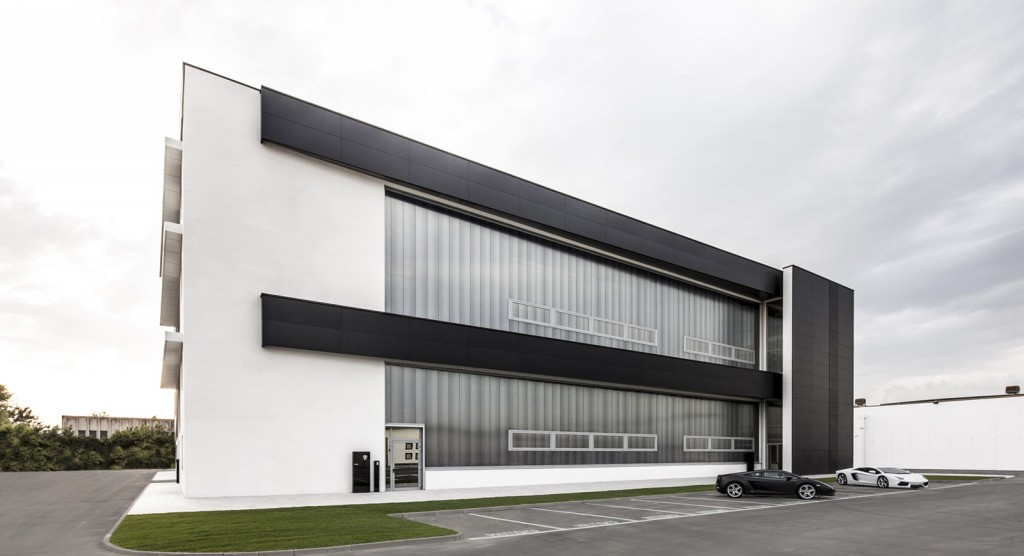 Lamborghini prototype and concept development center