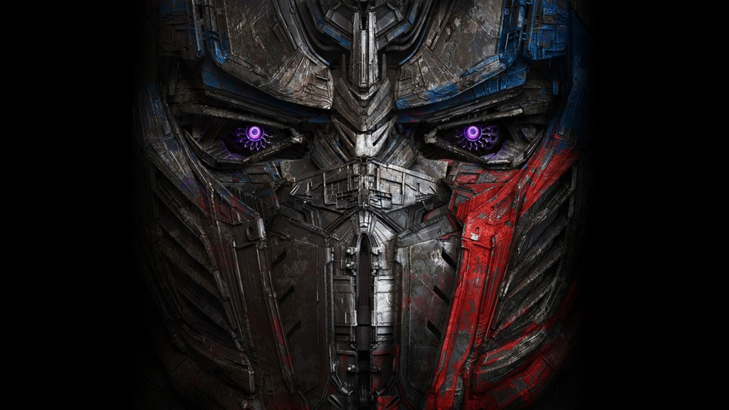 Optimus Prime from 'Transformers: The Last Knight'