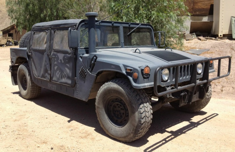 The Avengers Humvee For Sale On Ebay