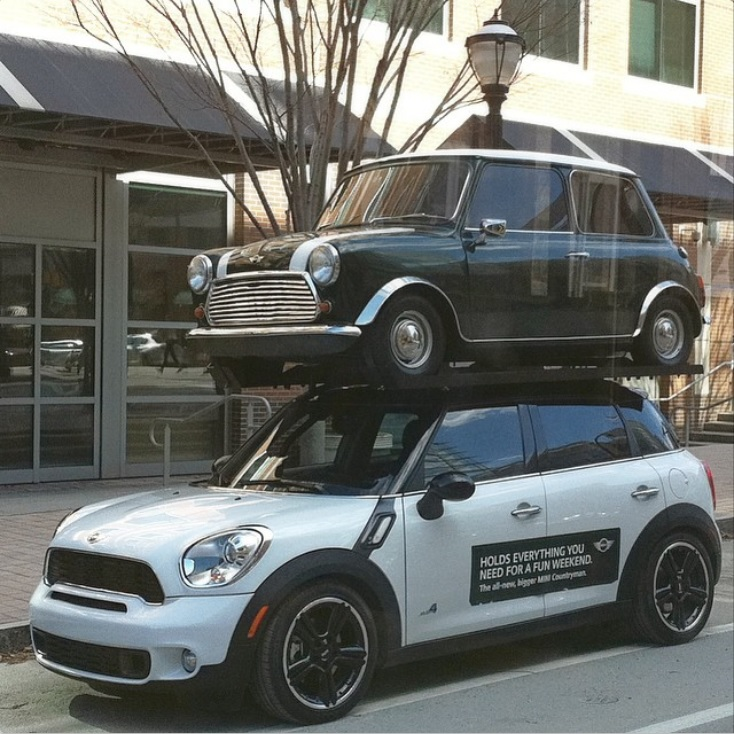 2012 Mini Hardtop Camshaft: Image: Original Mini On 2015 MINI Cooper Hardtop Four-Door