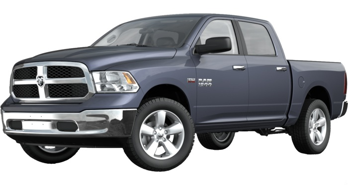 Our 'workhorse' configured 2013 Ram 1500.