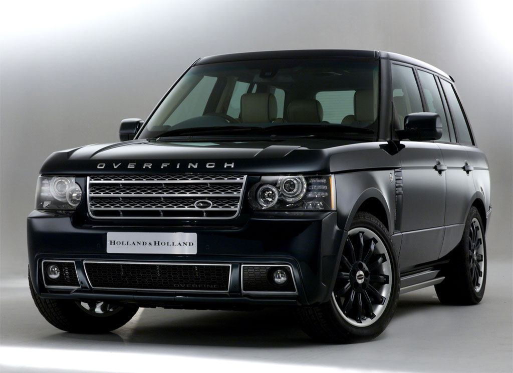 Range Rover Holland And Holland For Sale >> Holland & Holland Range Rover By Overfinch Launches