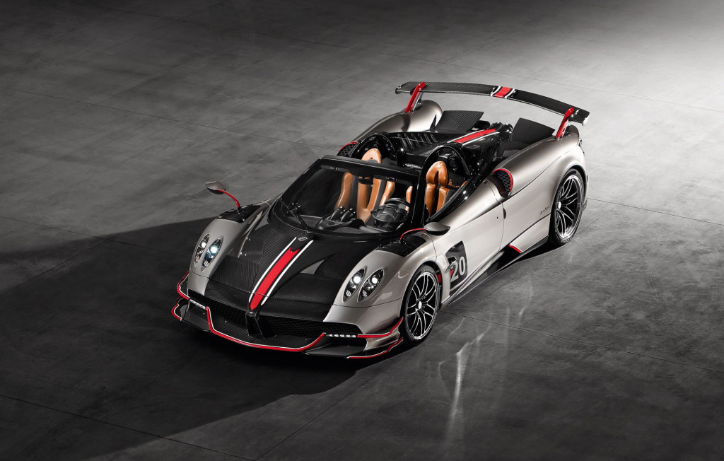 Pagani Huayra Roadster BC, Porsche 911 Carrera, Challenger Widebody convertible: This Week's Top Photos