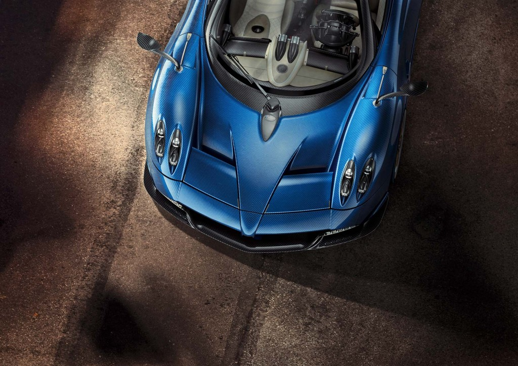 Pagani Huayra replacement will feature new V-12, electric option