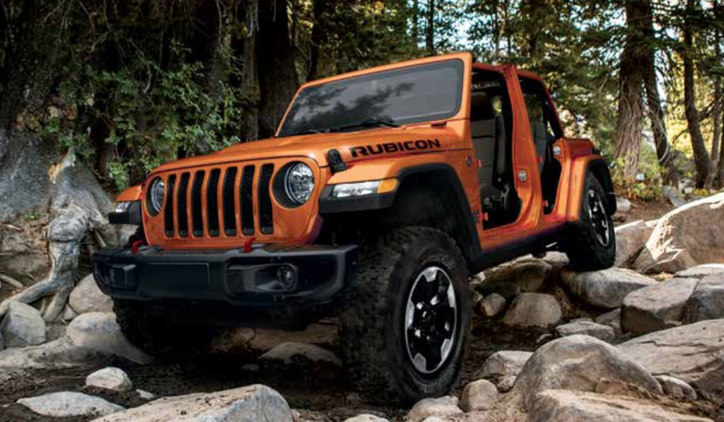 2018 Jeep Wrangler confirmed for LA auto show; Ram, Jeep ...