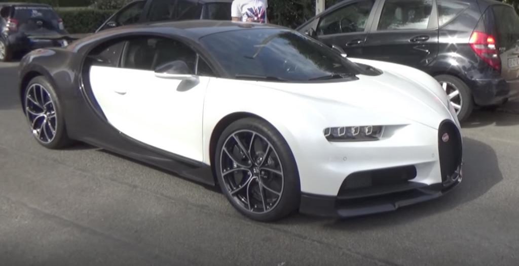 Panda Bugatti Chiron
