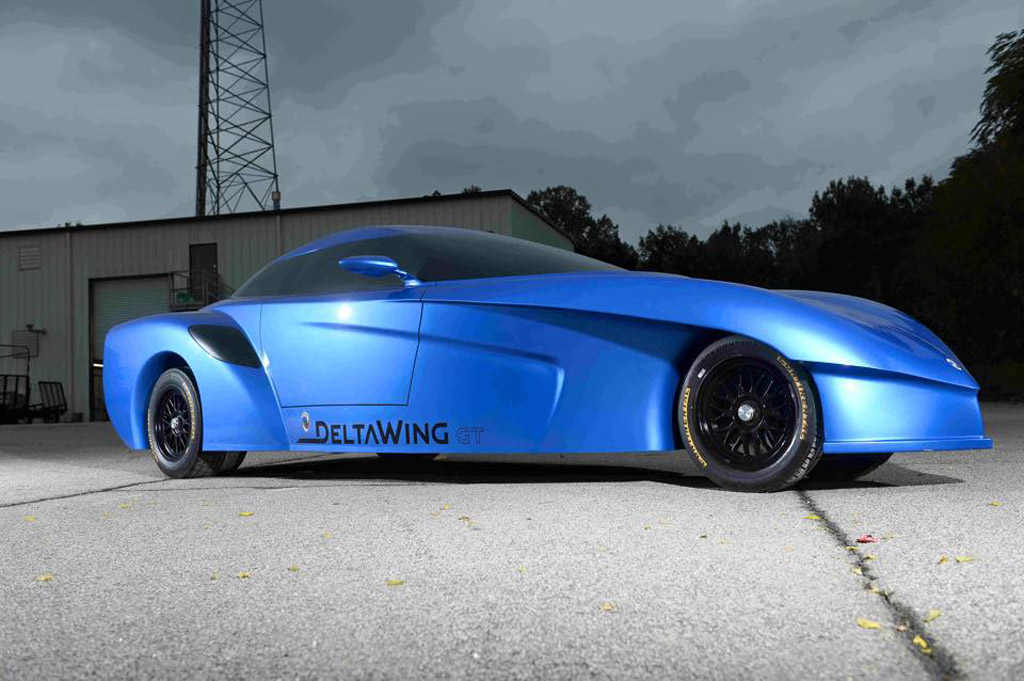 DeltaWing GT Road Car Concept Unveiled During 2015 Petit ...
