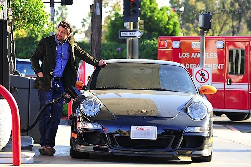 Patrick Dempseys Mcdreamy Porsche 911 Gt3