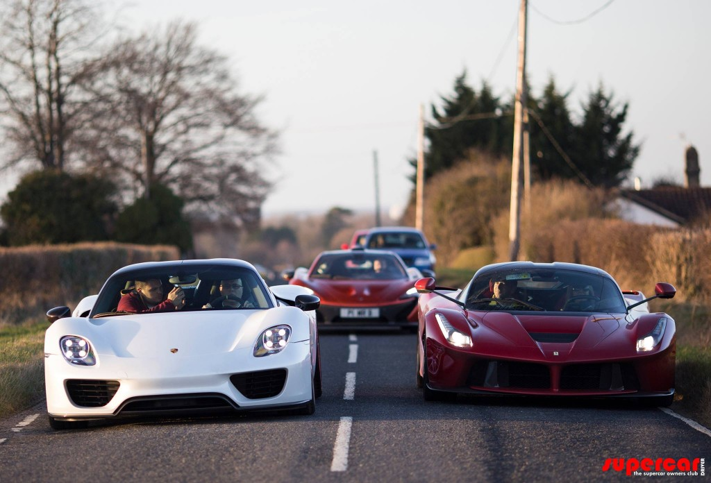 Brit Man First To Acquire Trifecta Of Current Hypercars