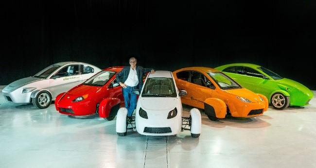Elio Motors pivots to 150-mile Elio-E EV, gasoline model nonetheless not canceled