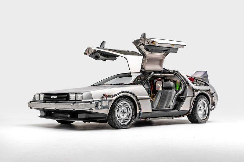 Geek out with the sci-fi cars exhibit at Petersen Automotive Museum