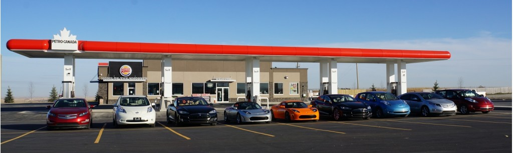 Gas Station For Sale In Alberta >> Gas Electricity Hydrogen How Many Cars Can Fuel And What Will