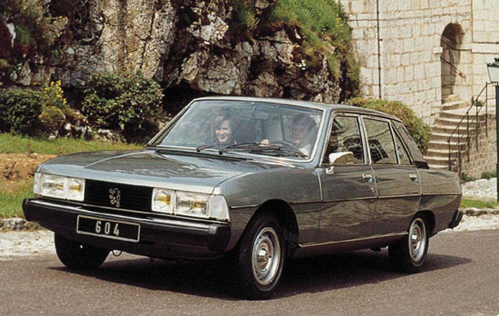 Guilty Pleasure: Peugeot 604