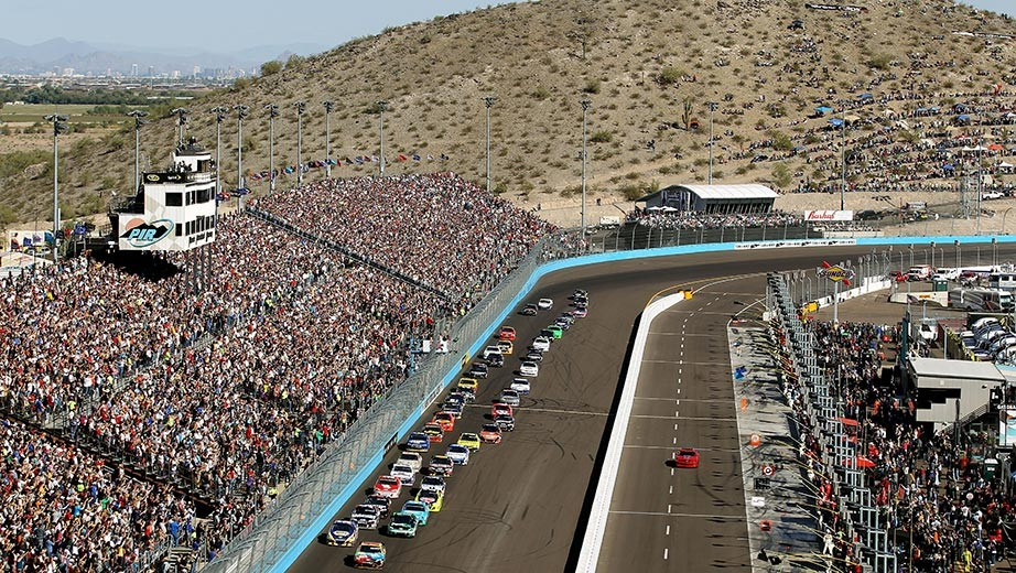 NASCAR Subway Fresh Fit 500 Preview