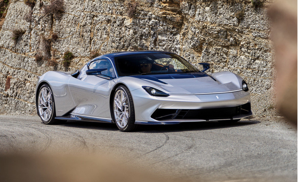 Pininfarina plans at least 4 cars after Battista hypercar