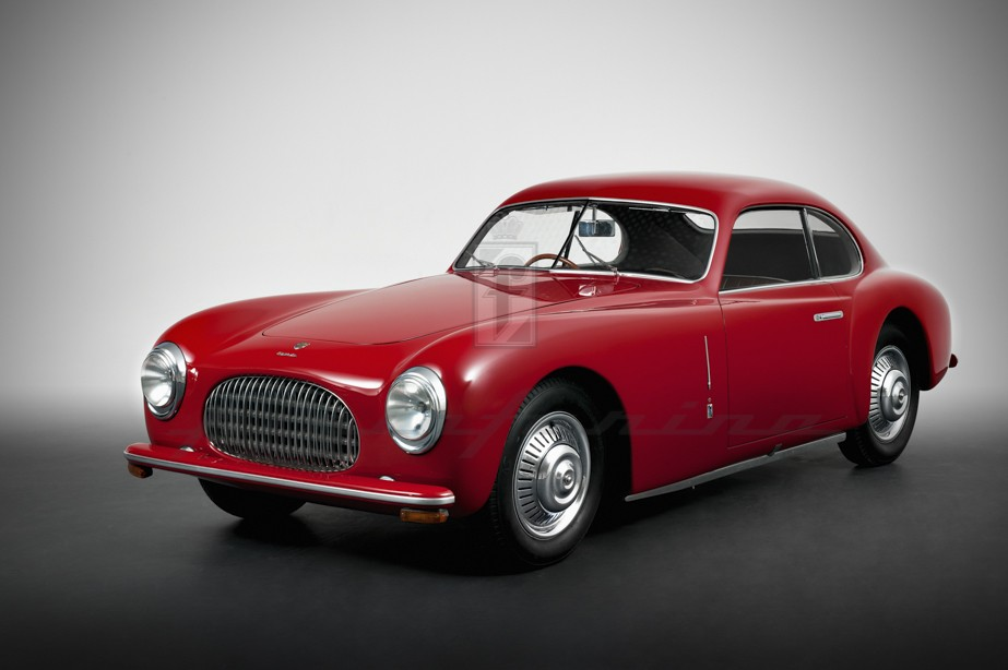 Pininfarina Cistalia 202