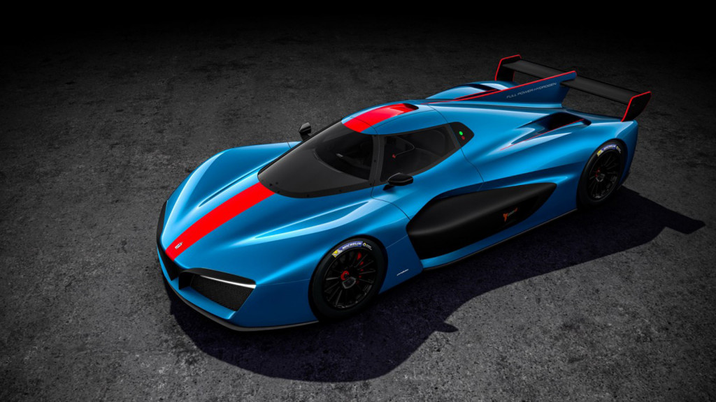 Pininfarina confirms specs for production H2 Speed supercar