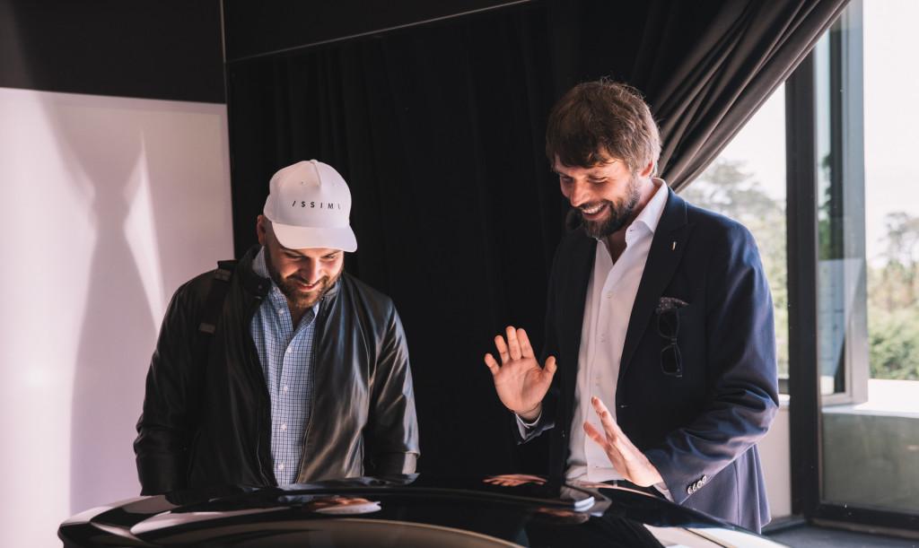 Pininfarina teases Pura Vision design concept