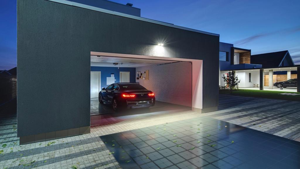 Platio solar driveway