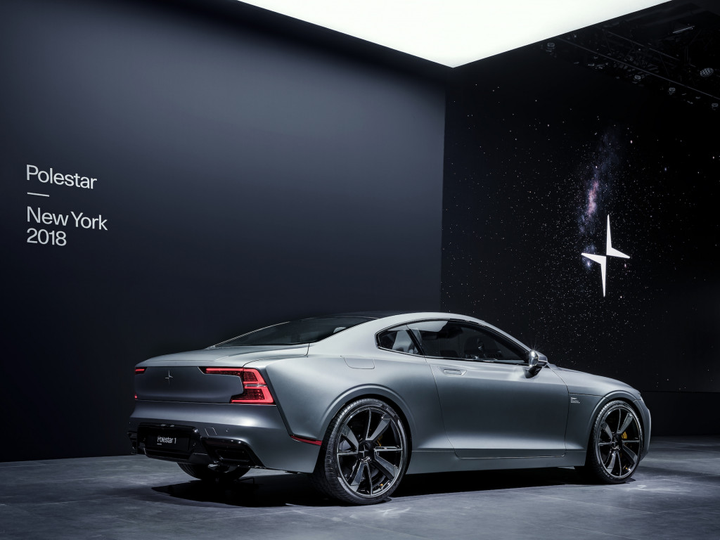 Polestar 1 reaches pre-production stage