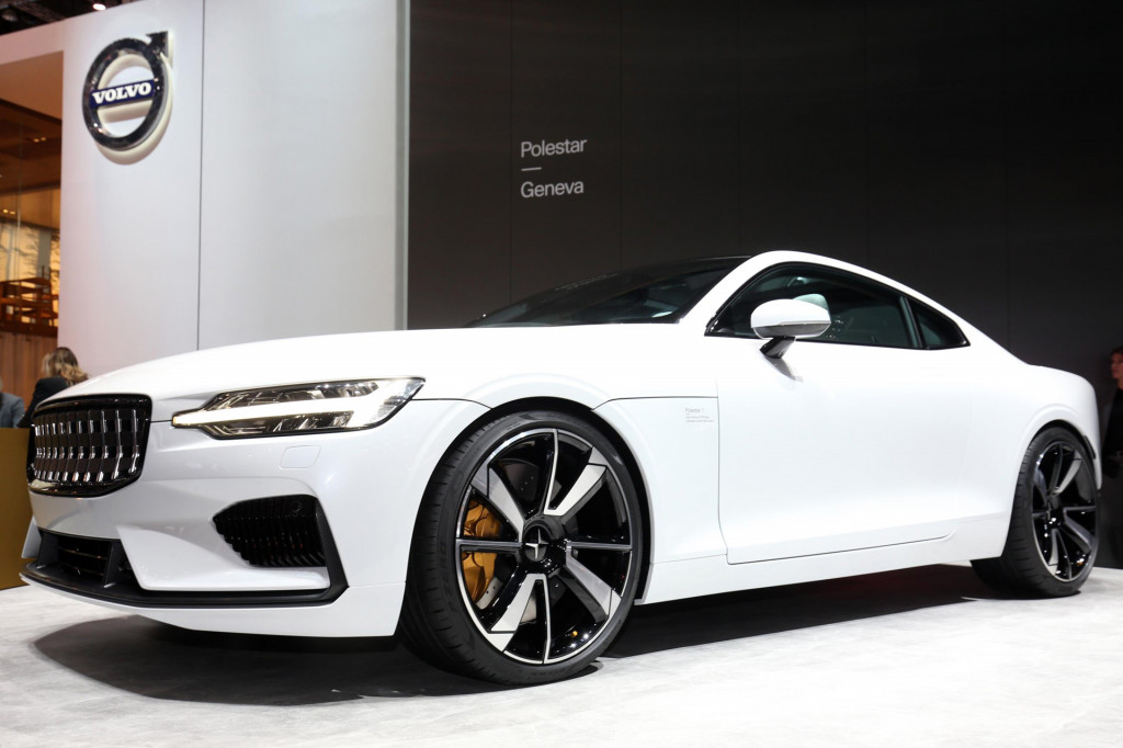 Polestar 1 pre-orders start with $2,500 deposit