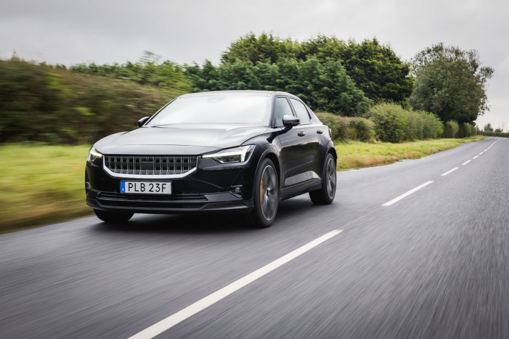Polestar 2 performance EV in final stages of chassis development