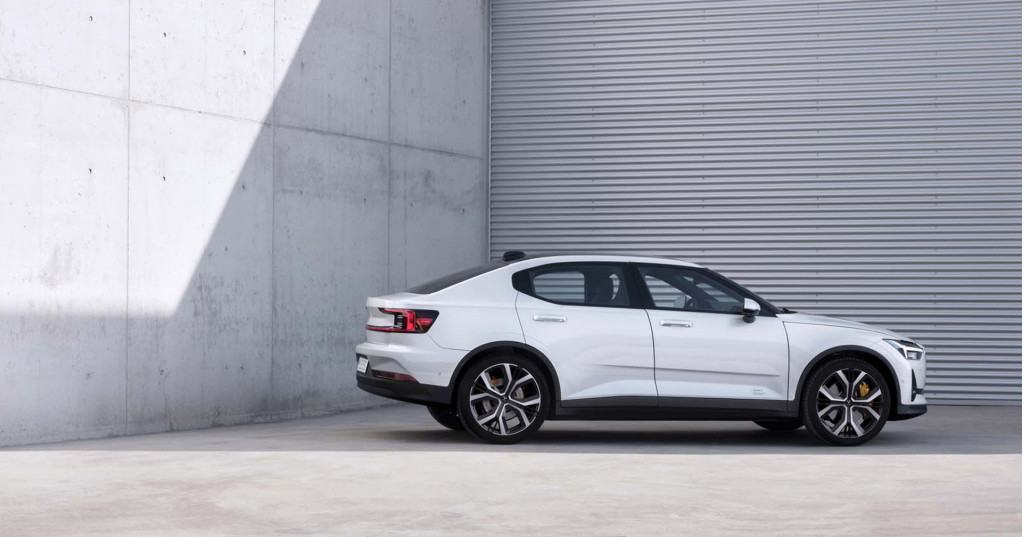 Polestar 2 production, 55-mpg Insight, 300-mile I-Pace, parking your EV: The Week in Reverse