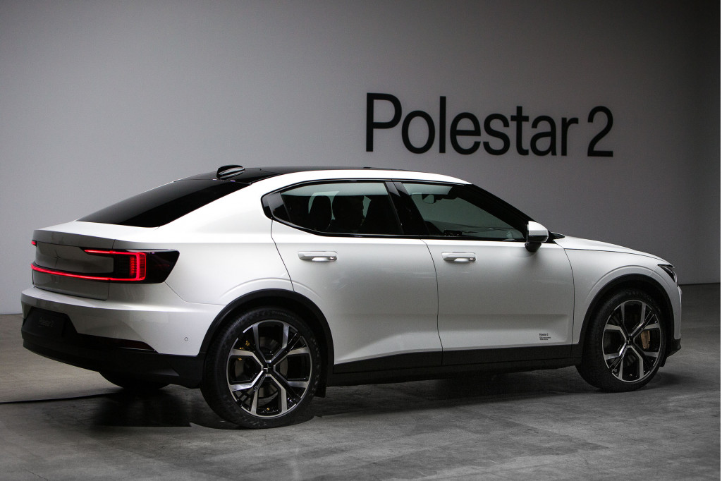 Polestar 2 performance package cues rivalry with Tesla Model 3
