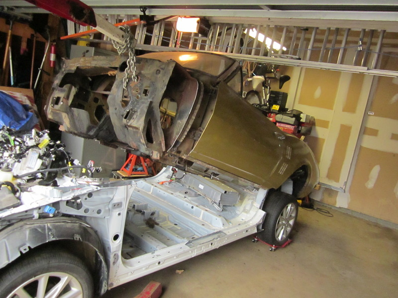 Prius V power plus Pontiac pony car equals...Firebird Hybrid!