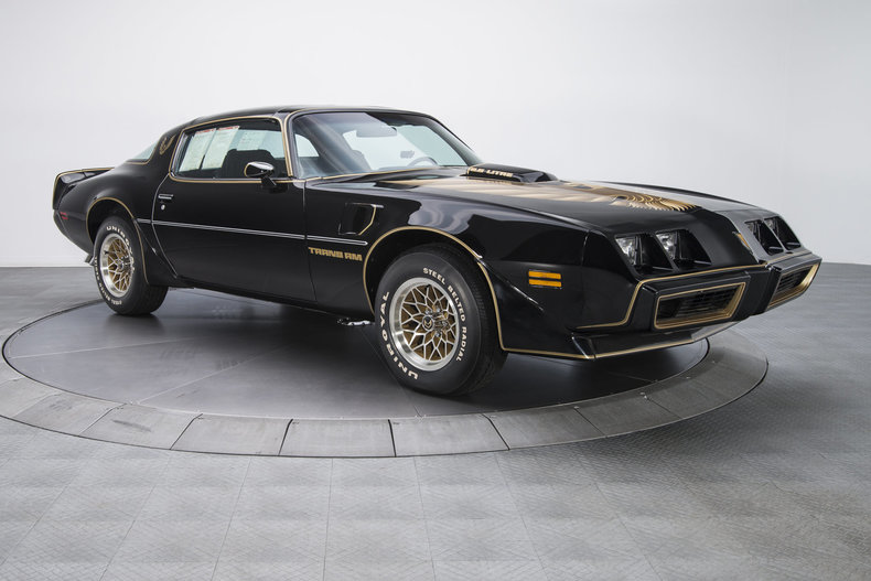 This Time Capsule 1979 Pontiac Trans Am Has Been Driven