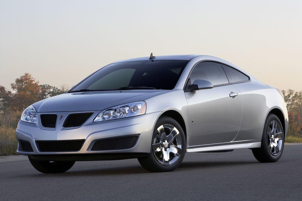 2009 Pontiac G6 Coupe