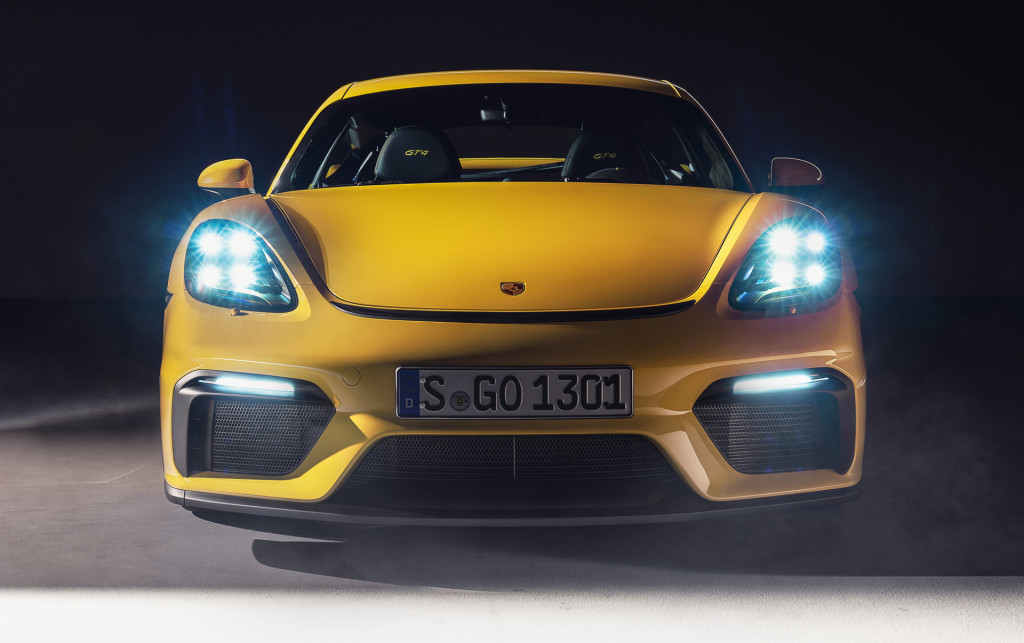 Porsche: More powerful 718 Cayman GT4 RS is possible