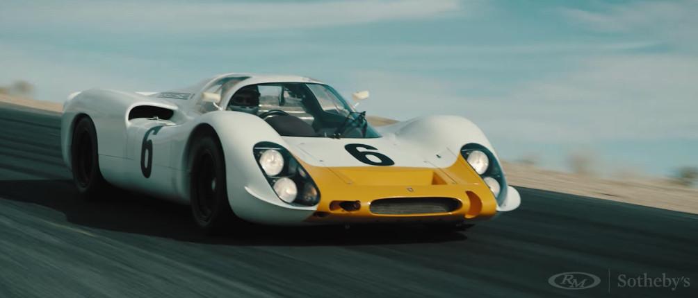 Porsche 908 Short Tail heads to Monterey Car Week auction