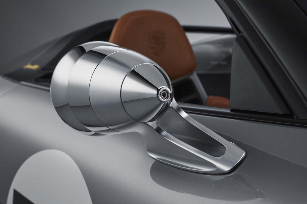 Porsche 911 Speedster Concept honors brand's 70-year anniversary