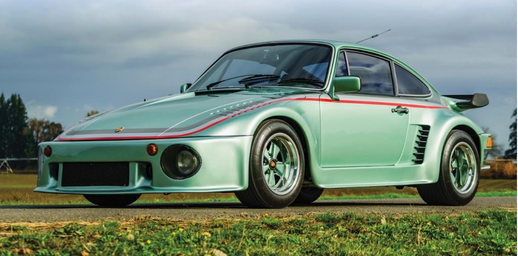 Porsche 935 by Kremer heads to auction