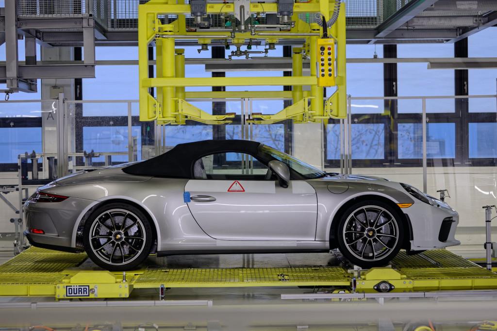 991 Porsche 911 Speedster