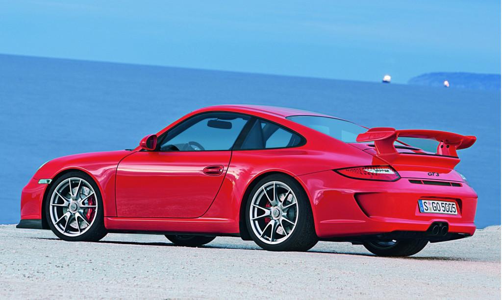 997 Porsche 911 GT3