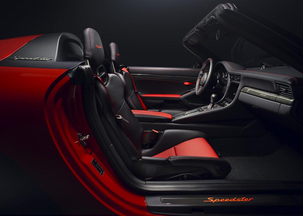 New Porsche 911 Speedster enters production in 2019