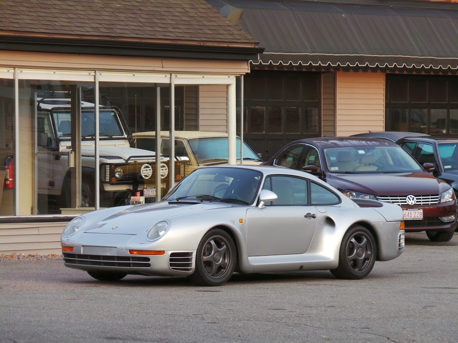 This Porsche 959 Can Be Yours For $1.4 Million